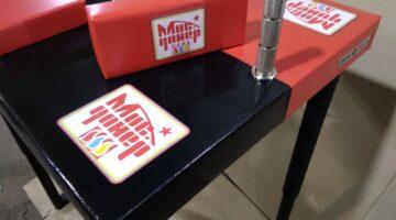 Стол с ПРИНТОМ «Base Print Arm»