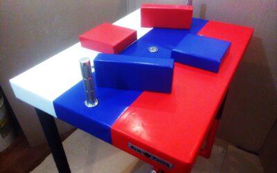 Стол «Tricolor Arm»