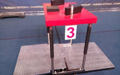 Стол для армреслинга «Red Steel Arm»
